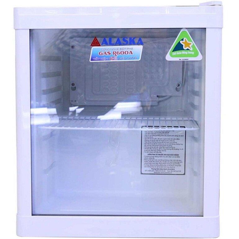 Tủ mát giá rẻ ALASKA LC-50