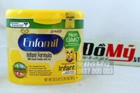 Sữa Enfamil Non GMO - 581g (dành cho bé từ 0-12 tháng)