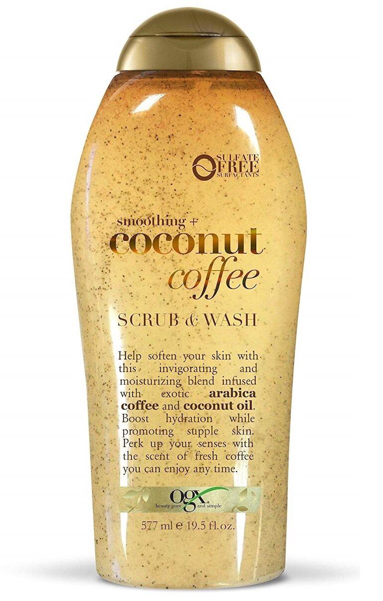 Sữa tắm OGX Coconut Coffee