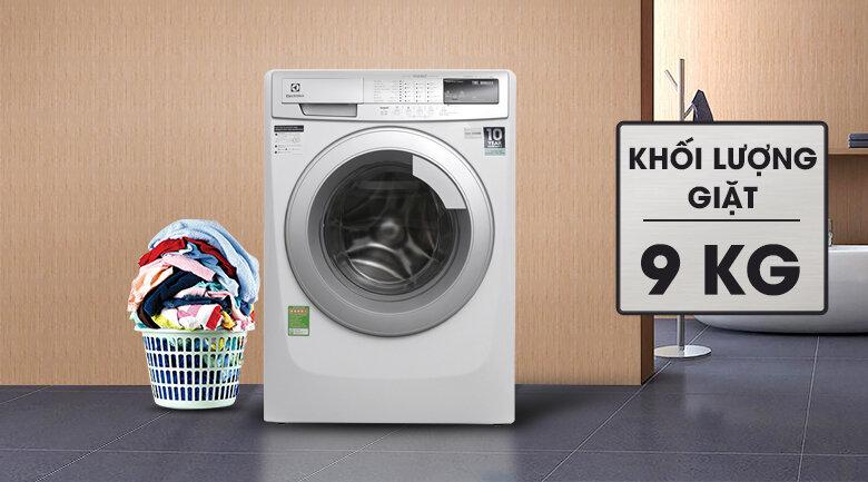 Máy giặt Electrolux EWF12944 Inverter sở hữu thiết kế đẹp