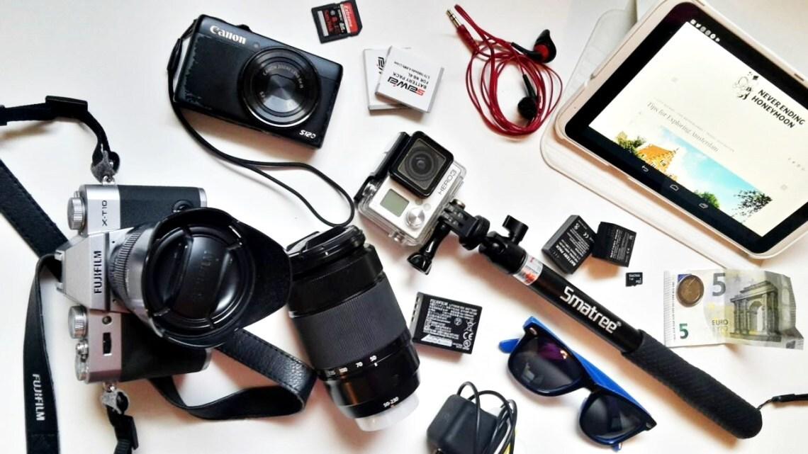 Chọn máy ảnh digital hay compact