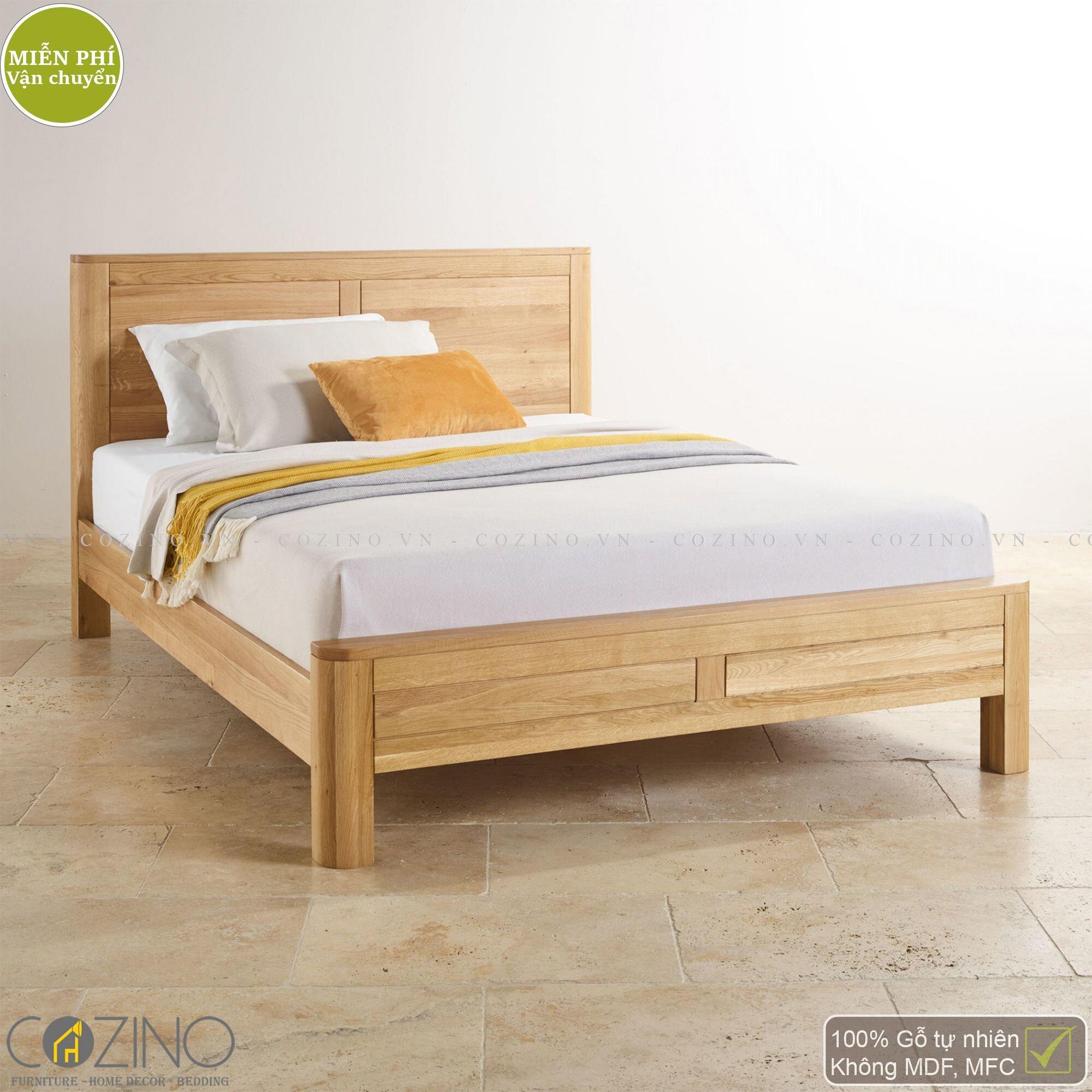 Giường đơn Emley Cozino