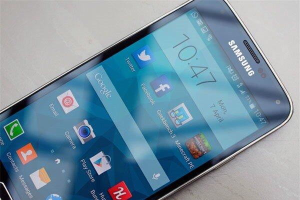Galaxy S5 photo 3