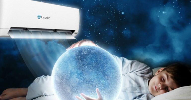 Top 3 điều hòa Casper 12000 btu giá rẻ cho phòng diện tích 15 - 20m2