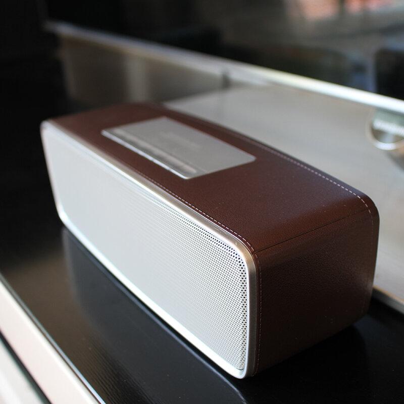 Loa Bluetooth Suntek S2025 có thiết kế sang trọng bắt mắt (Nguồn: suntekvietnam.vn)