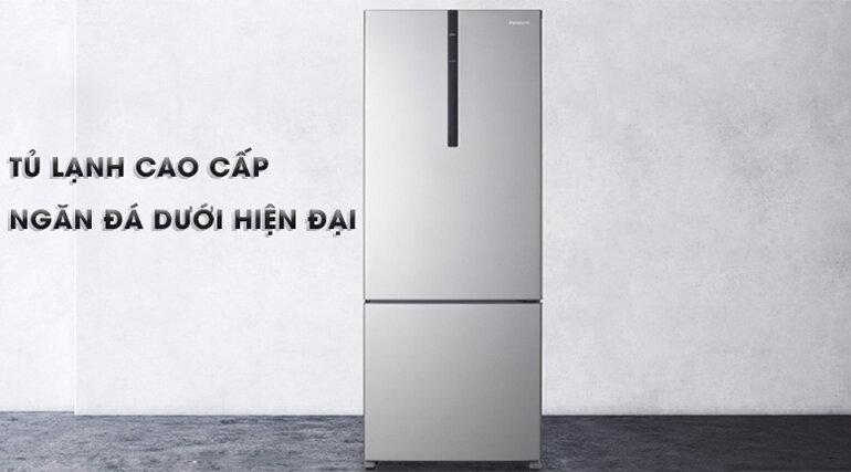 Tủ lạnh Panasonic NRBX418XSVN 400 lít giá rẻ bất ngờ - Sự lựa chọn hoàn hảo trong dịp cuối năm 2018