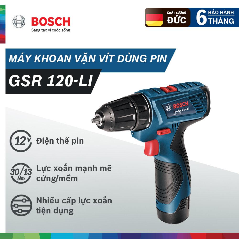 Máy khoan Bosch GSR 120-LI