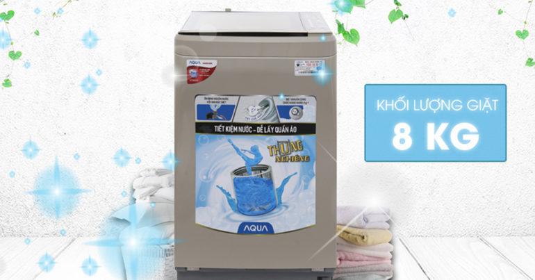 Top 3 máy giặt vắt cực khô được người tiêu dùng yêu thích lựa chọn nhất