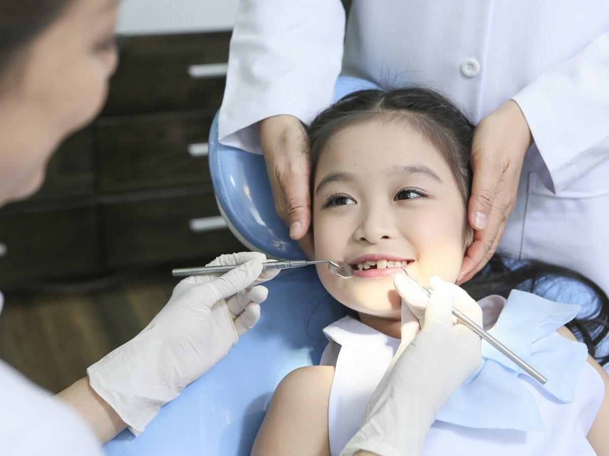 Sâu răng ảnh hưởng rất lớn tới sức khỏe của trẻ
