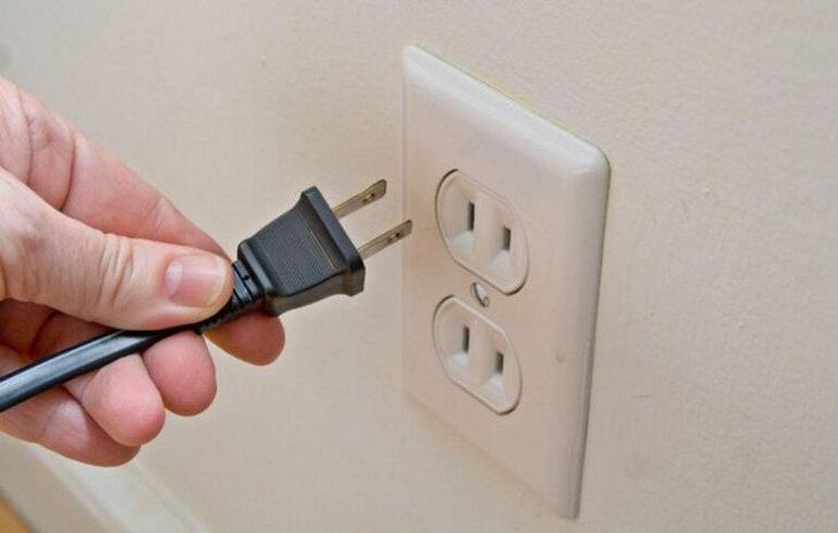 Công suất ổ điện phù hợp