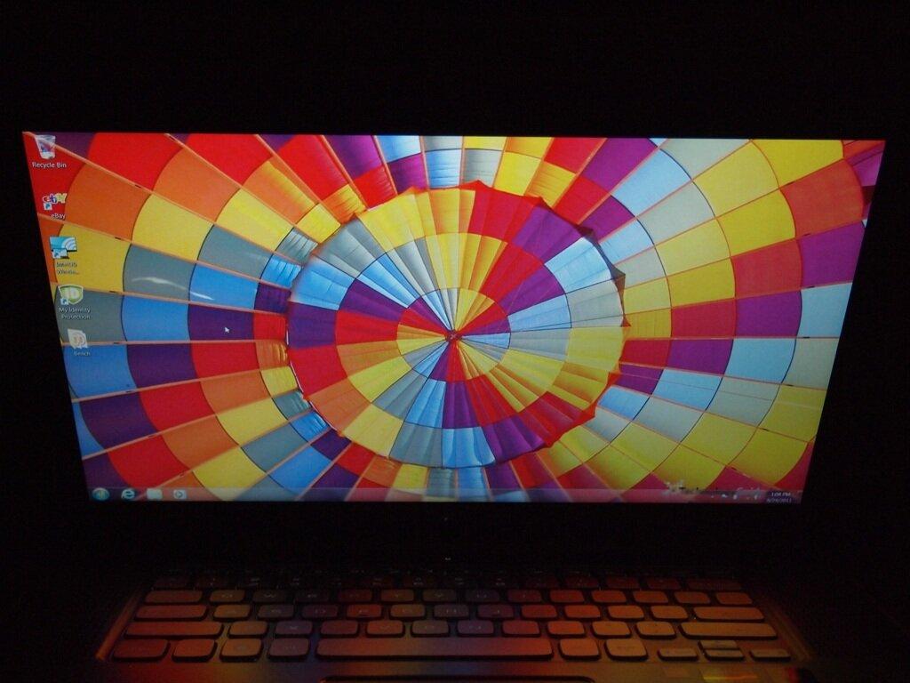 màn hình độ phân giải sắc nét