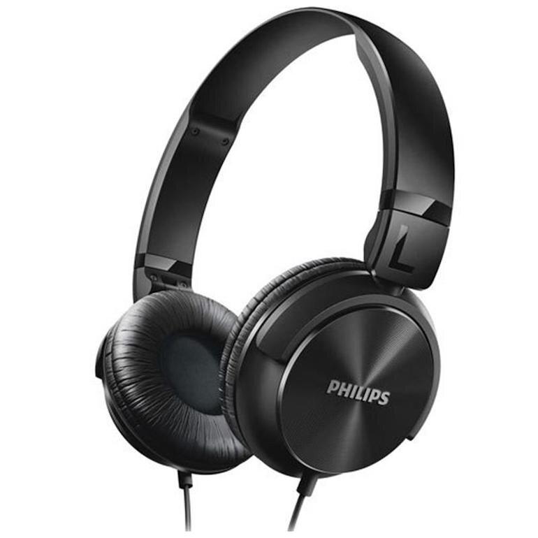 Tai nghe choàng đầu DJ style Philips SHL3060BK đang rất được ưa chuộng hiện nay