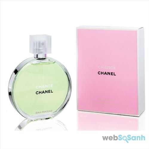 Nước hoa nữ Chanel Chance Eau fraiche EDT