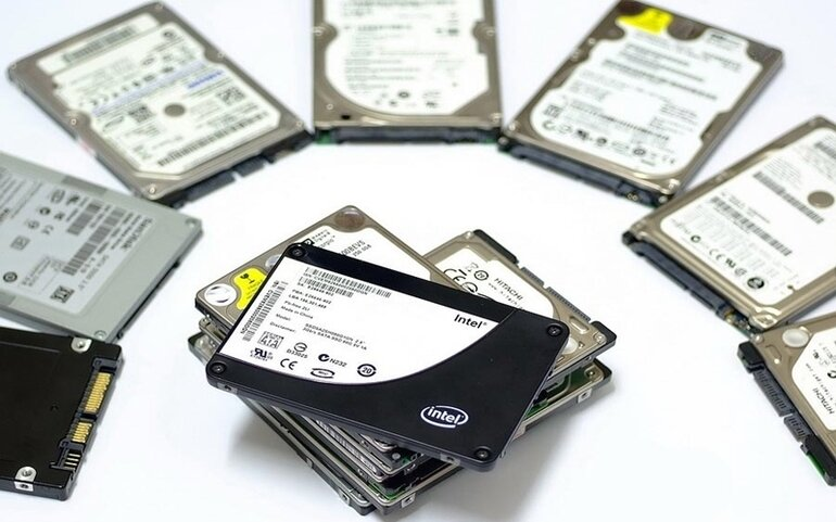 Ổ cứng HDD hoạt động như thế nào