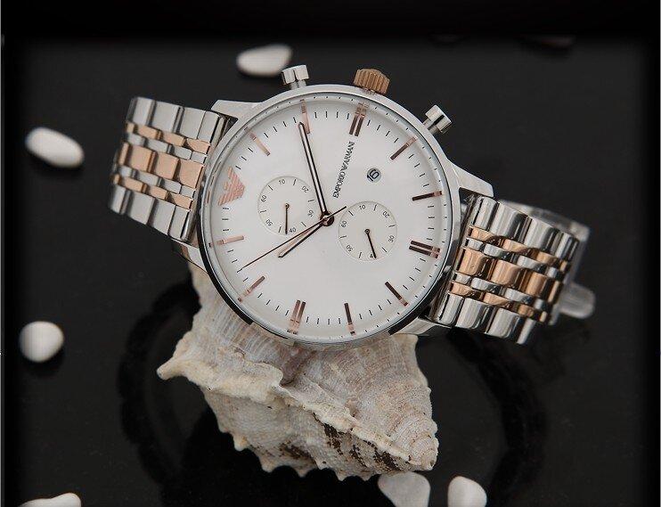 4 Cách phân biệt đồng hồ Emporio Armani chính hãng, chính xác nhất!