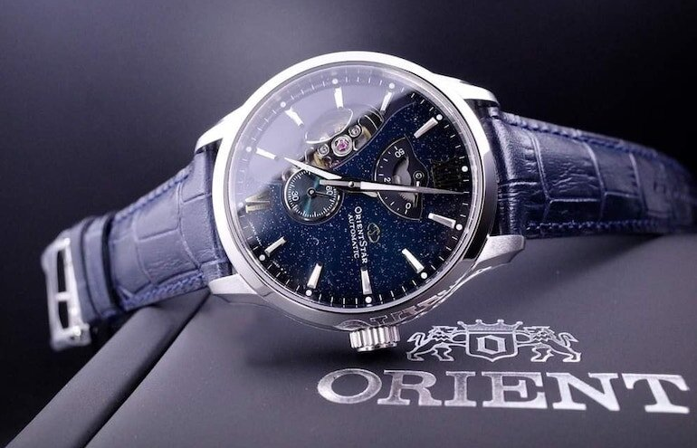Đồng Hồ Nam Orient Star RE-AV0B05E00B