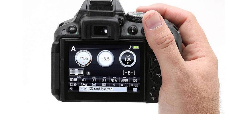 Máy ảnh DSLR Nikon D5300