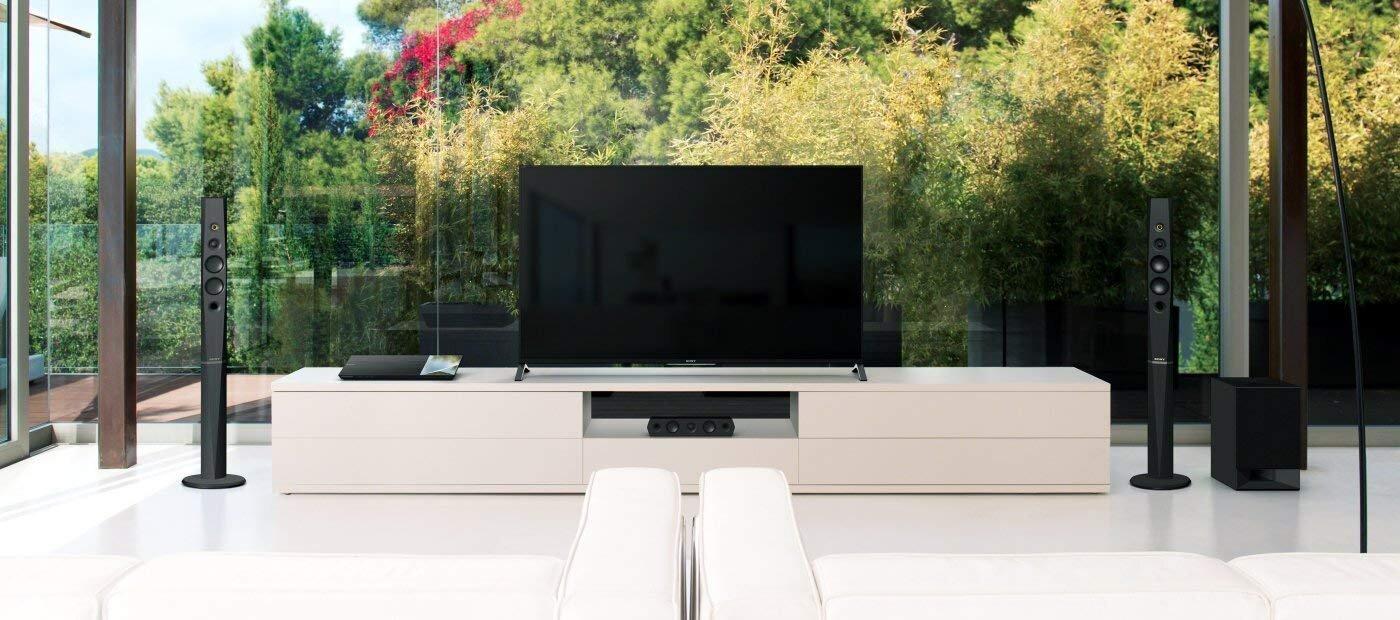 Dàn âm thanh Sony BDV-N9200WL giúp tôn lên vẻ sang trọng cho căn nhà của bạn