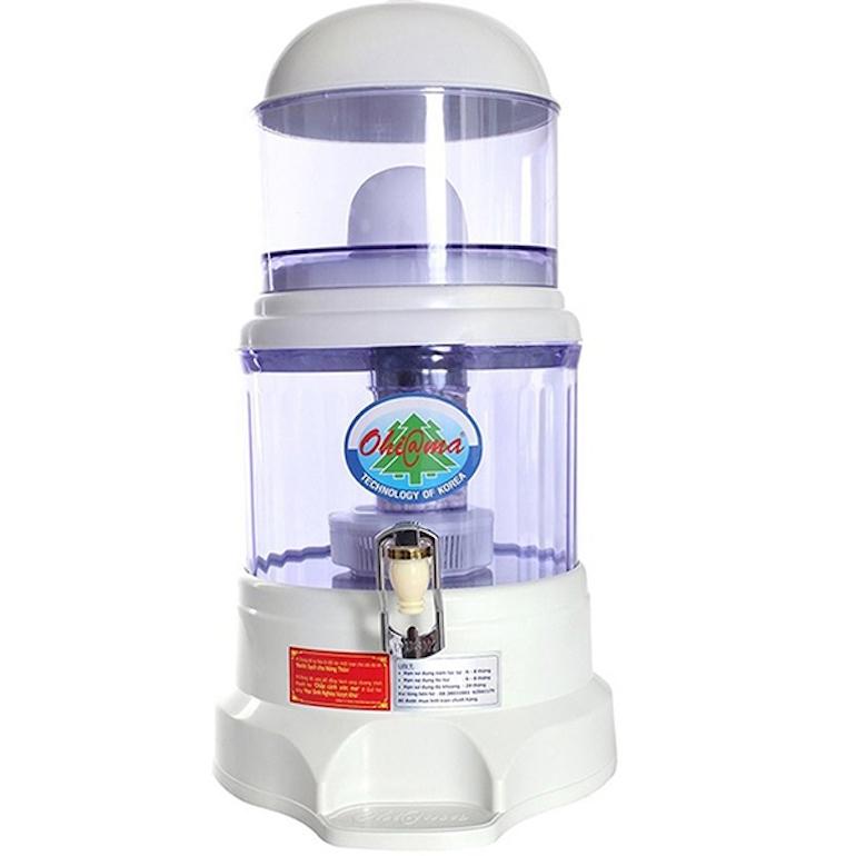 Lựa chọn bình lọc nước gia đình theo thiết kế sản phẩm