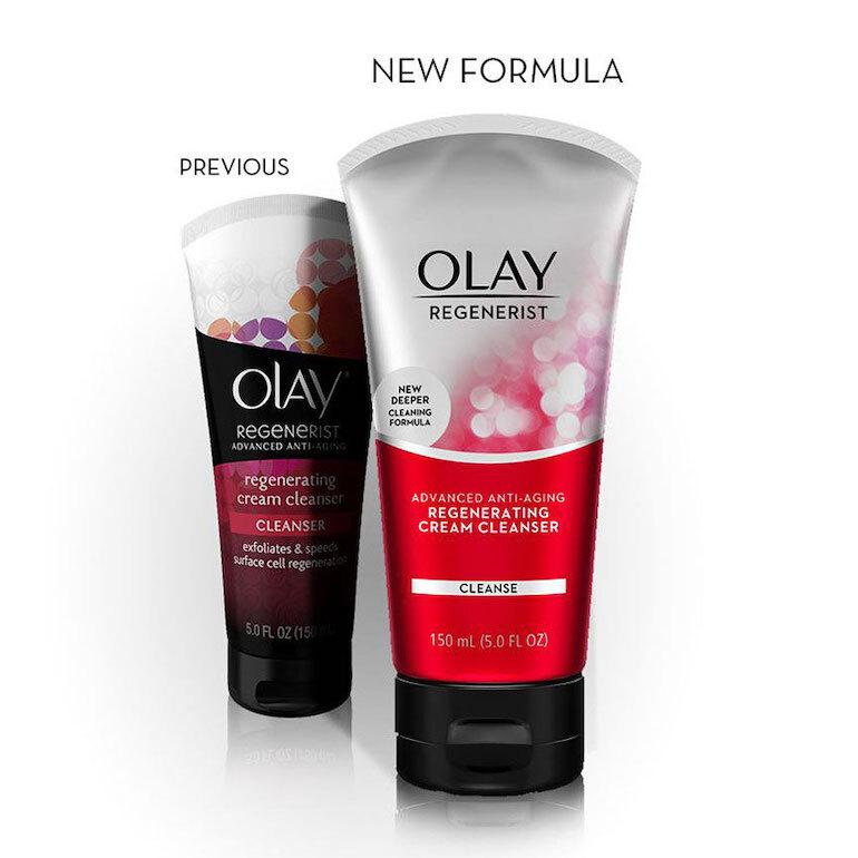 Một số thông tin về thương hiệu sữa rửa mặt Olay