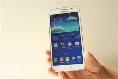 Galaxy Grand 2 c� m�n h�nh được n�ng cấp l�n th�nh 5,25-inch