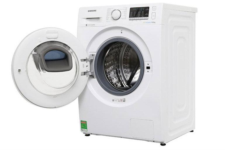 Máy giặt Samsung Inverter 9 kg WW90K52E0WW/SV