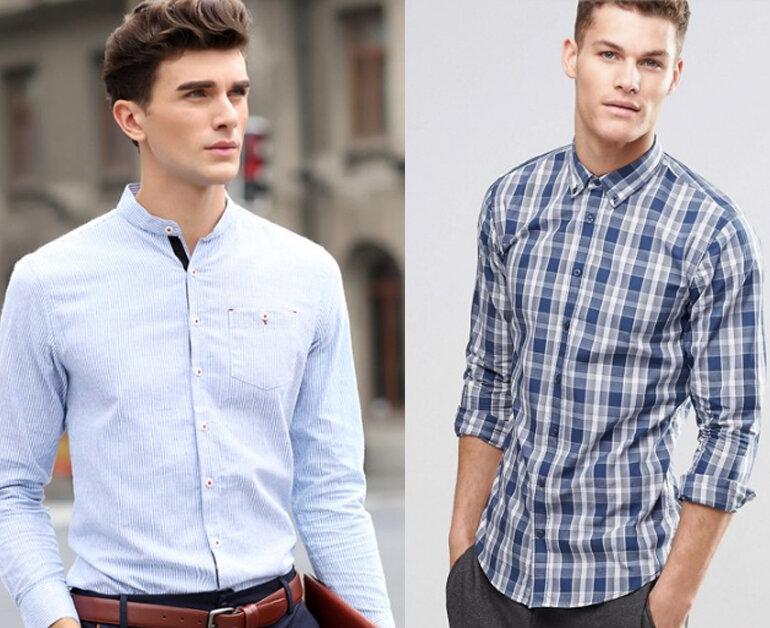 Đàn ông béo bụng thì mặc áo sơ mi gì thì gọn gàng và phong độ ?