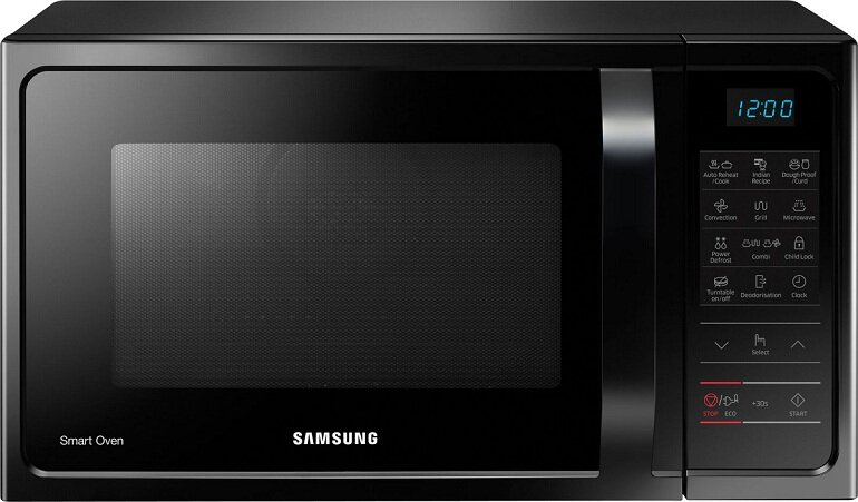 lò vi sóng Samsung gặp lỗi