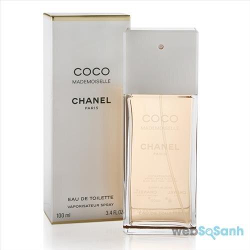 Nước hoa nữ Chanel Coco Mademoiselle Eau de toilette