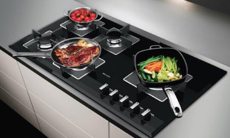 Kinh nghiệm lựa chọn bếp gas âm kính cho căn bếp của bạn