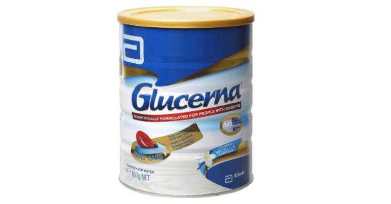 Những lý do người bị tiểu đường nên uống sữa Abbott Glucerna Úc 850g