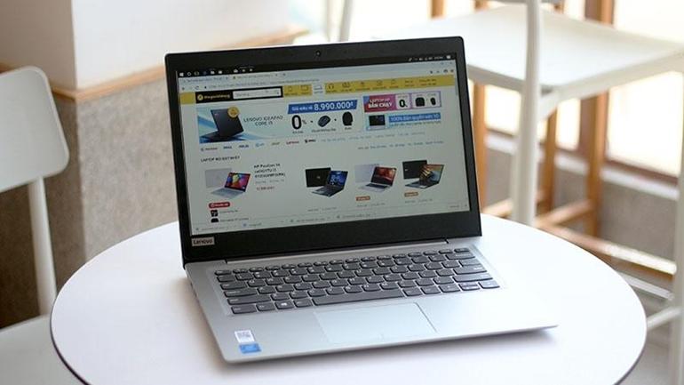 đánh giá laptop lenovo ideapad 120S