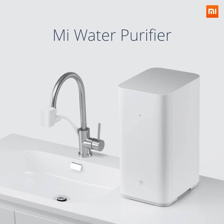 đánh giá máy lọc nước xiaomi mi water purifier