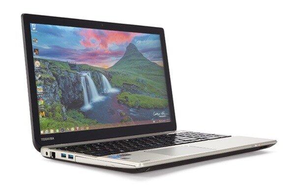 Đánh giá laptop Toshiba Satellite P50T