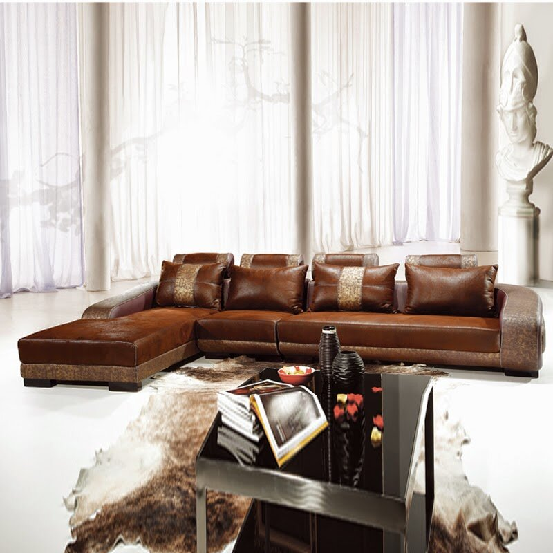 Sofa da cao cấp Biznoithat