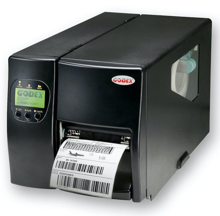 Máy in mã vạch Godex EZ- 2200 plus