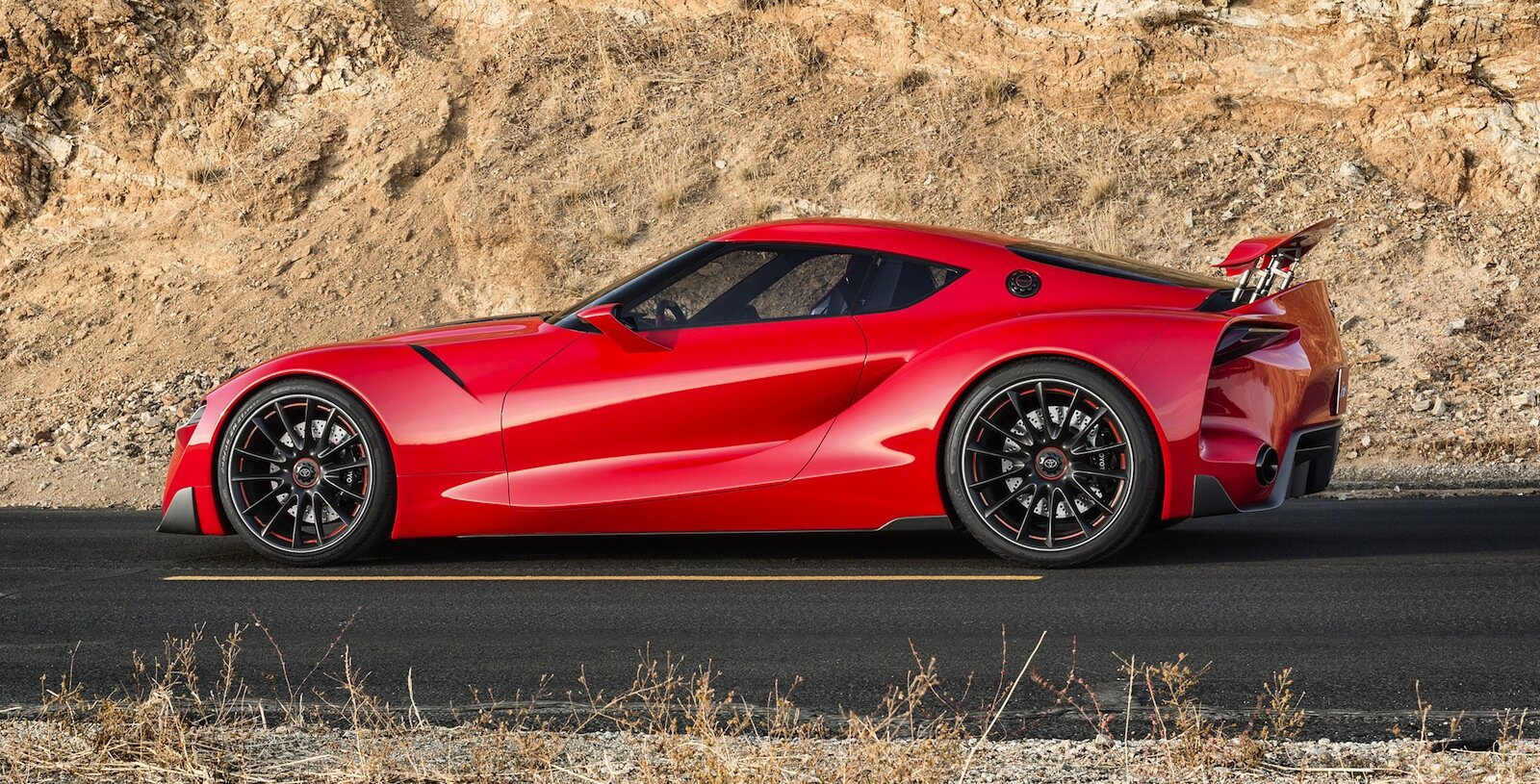 Toyota FT-1 đã thay đổi quan niệm của mọi người về các dòng xe của Toyota