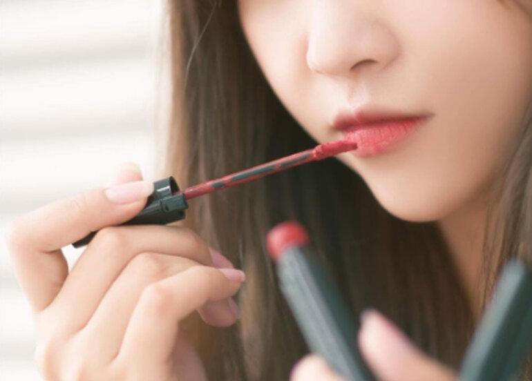 Son Lipstick - Son Chu Lipstick màu #3 - Kim