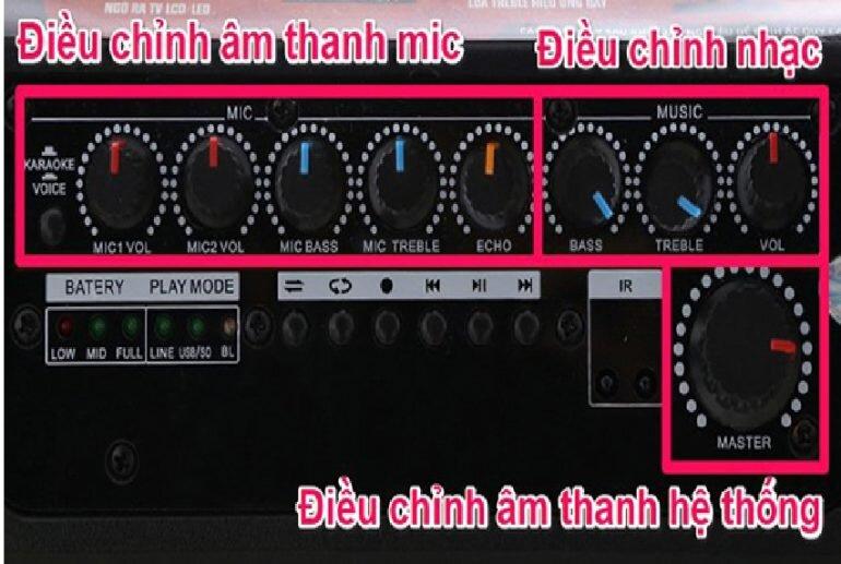 5 bước chỉnh âm thanh loa kéo để hát karaoke hay nhất