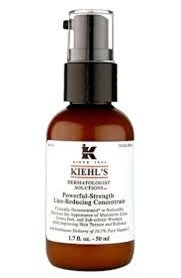 Best Vitamin C Serum Kiehl's Powerful-Strength Line-Reducing Concentrate