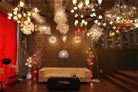 Chọn mua đèn trang trí phù hợp cho căn phòng - Không Gian Sống - Cẩm nang gia đình - Trang trí nhà đẹp