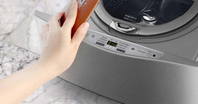 Đánh giá review máy giặt lồng đôi LG Twin wash F2719SVBVB / T2735NWLV - Xám thời thượng, chất lượng cực ngon