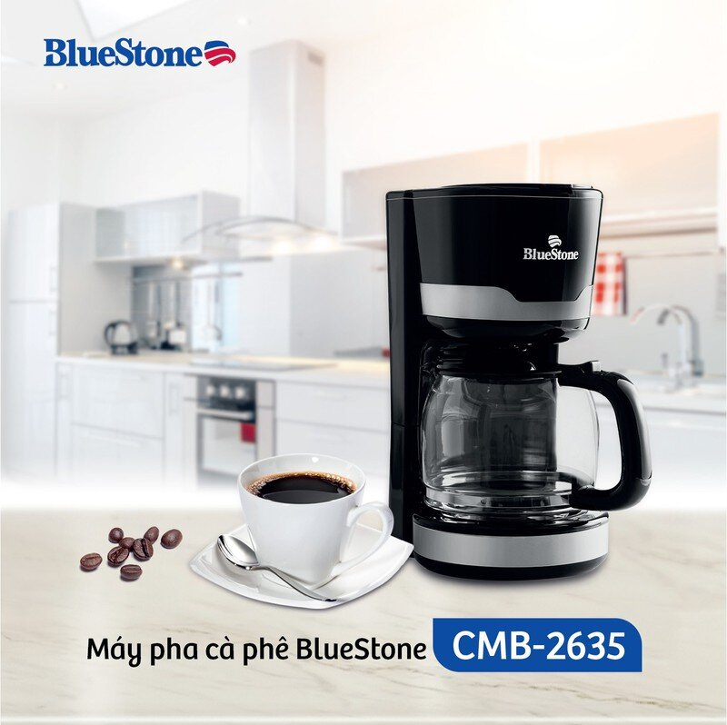 Máy pha cà phê Bluestone