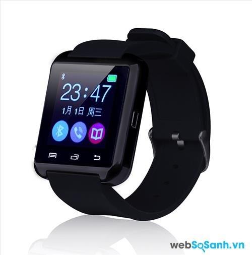 Đồng hồ thông minh giá rẻ Uwatch