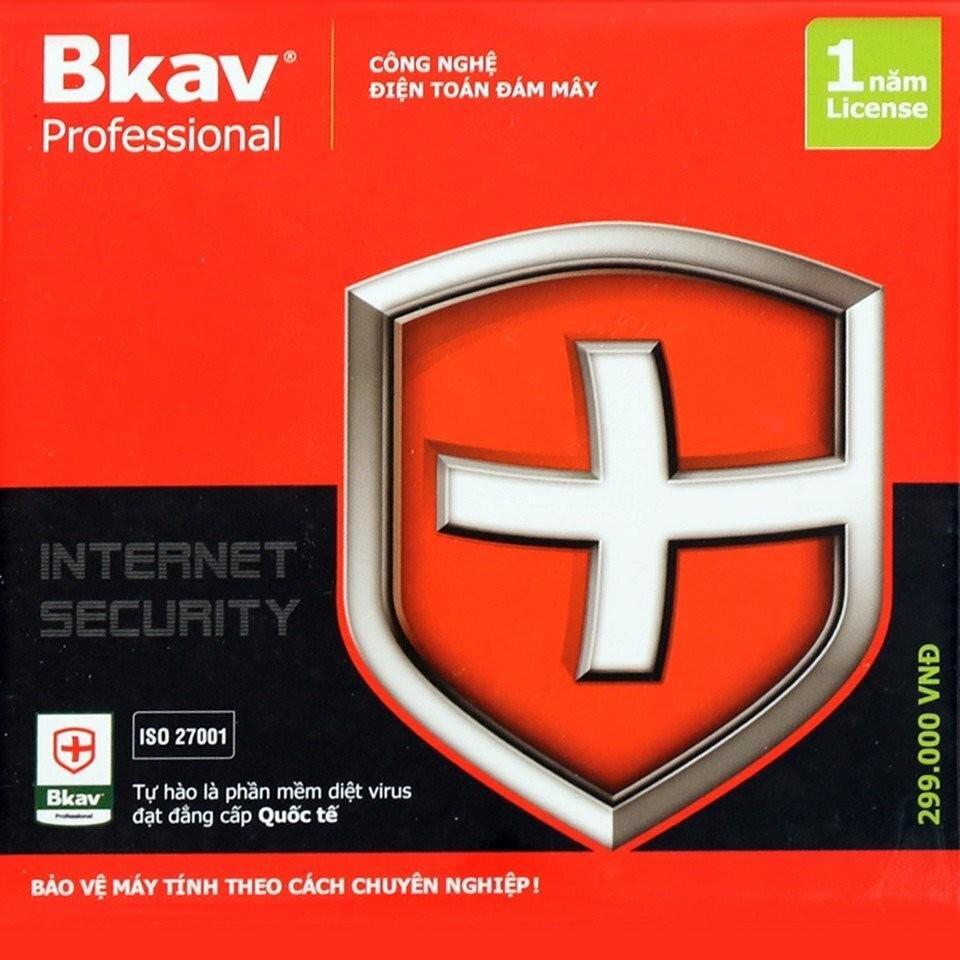 Bkav là phần mềm diệt virus thuộc Công ty Cổ phần Bkav