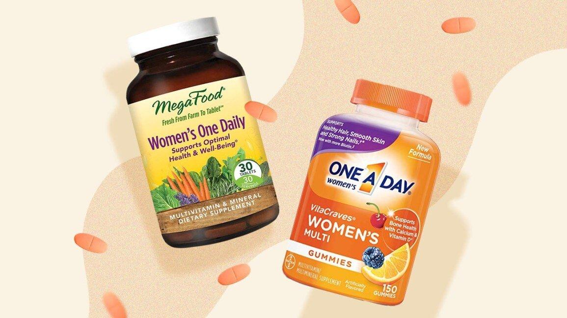 Các loại vitamin tổng hợp hiệu quả dành cho phụ nữ
