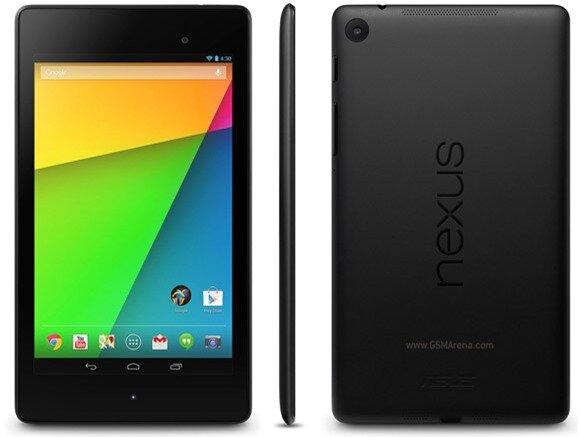 Nexus 7 thế hệ 2 chính thức ra mắt: Cấu hình siêu hấp dẫn trong tầm giá