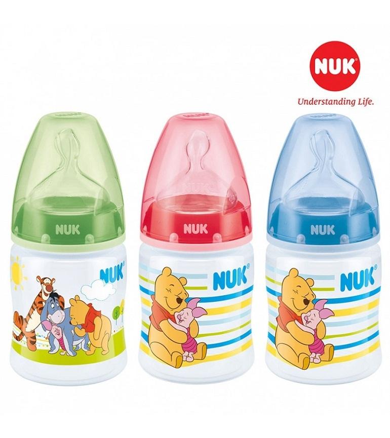 Bình sữa Nuk có xuất xứ từ Đức