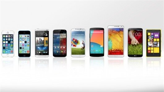 Top smartphone 2013