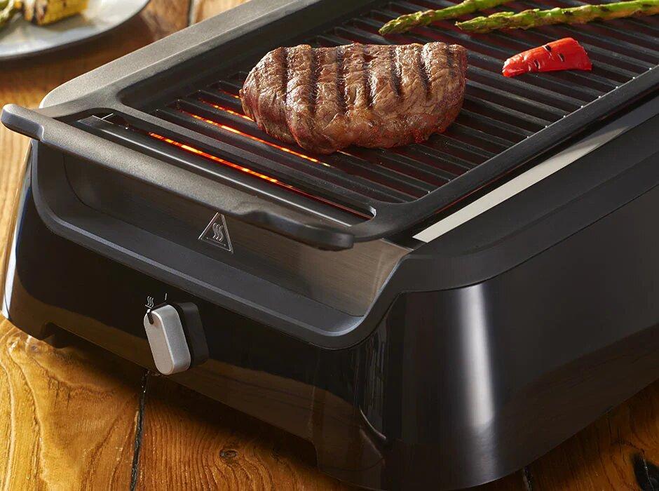 Cùng lựa chọn một chiếc bếp nướng điện hiệu suất cao đa công dụng để đem đến những món ngon nhất cho gia đình